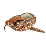 Jumbo Burmese Python Stuffed Animal by Wild Republic