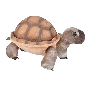 Cuddlekins Desert Tortoise Stuffed Animal by Wild Republic