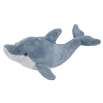 Stuffed Dolphin Mini Cuddlekins by Wild Republic
