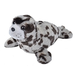 Stuffed Harbor Seal Mini Cuddlekins by Wild Republic