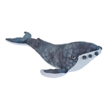 Stuffed Humpback Whale Mini Cuddlekins by Wild Republic