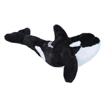Stuffed Orca Mini Cuddlekins by Wild Republic