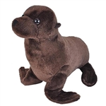 Stuffed Sea Lion Mini Cuddlekins by Wild Republic