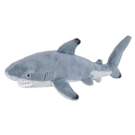 Stuffed Blacktip Shark Mini Cuddlekins by Wild Republic