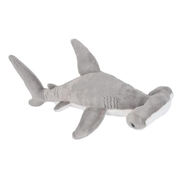 Stuffed Hammerhead Shark Mini Cuddlekins by Wild Republic