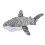 Stuffed Tiger Shark Mini Cuddlekins by Wild Republic