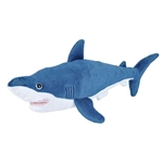 Cuddlekins Mako Shark Stuffed Animal by Wild Republic