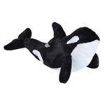 Cuddlekins Orca Stuffed Animal by Wild Republic