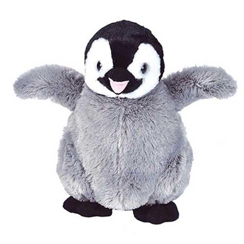 Cuddlekins Emperor Penguin Chick Stuffed Animal by Wild Republic
