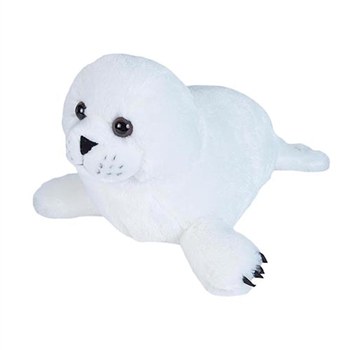 Cuddlekins Harp Seal Pup Stuffed Animal by Wild Republic