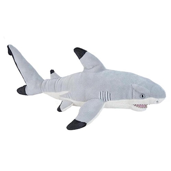 Cuddlekins Blacktip Shark Stuffed Animal by Wild Republic