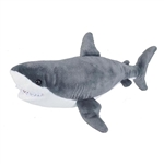 Cuddlekins Great White Shark Stuffed Animal by Wild Republic