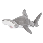 Cuddlekins Hammerhead Shark Stuffed Animal by Wild Republic