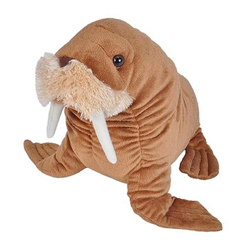 Cuddlekins Walrus Stuffed Animal by Wild Republic