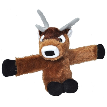 Huggers Reindeer Stuffed Animal Slap Bracelet by Wild Republic