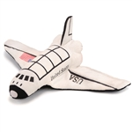 Huggers Plush Space Shuttle Slap Bracelet by Wild Republic