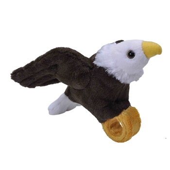 Plush Bald Eagle High Flyer with Sound by Wild Republic