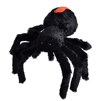 Cuddlekins Redback Spider Stuffed Animal by Wild Republic