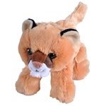 Hug 'Ems Small Mountain Lion Stuffed Animal by Wild Republic