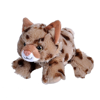 Hug 'Ems Small Bobcat Stuffed Animal by Wild Republic
