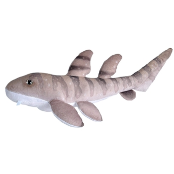 Small Stuffed Bamboo Shark Living Ocean Plush by Wild Republic