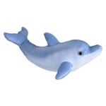 Small Stuffed Bottlenose Dolphin Living Ocean Plush by Wild Republic