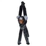 Hanging Marmoset Stuffed Animal by Wild Republic