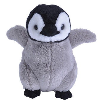 Small Plush Baby Penguin Lil' Cuddlekins by Wild Republic
