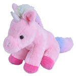 Small Plush Pink Unicorn Lil' Cuddlekins by Wild Republic