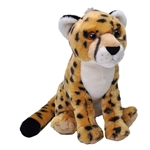Cuddlekins Cheetah Stuffed Animal by Wild Republic