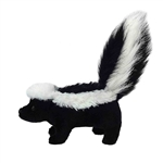 Small Plush Skunk Lil' Cuddlekins by Wild Republic