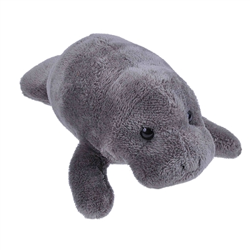 Small Plush Manatee Lil' Cuddlekins by Wild Republic