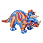 Bright Colors Triceratops Stuffed Animal by Wild Republic