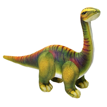 Bright Colors Diplodocus Stuffed Animal by Wild Republic