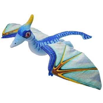 Bright Colors Pteranodon Stuffed Animal by Wild Republic