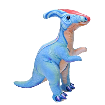 Bright Colors Parasaurolophus Stuffed Animal by Wild Republic