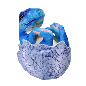 Bright Colors T-Rex Hatchling Stuffed Animal by Wild Republic