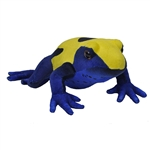 Cuddlekins Citronella Dart Frog Stuffed Animal by Wild Republic