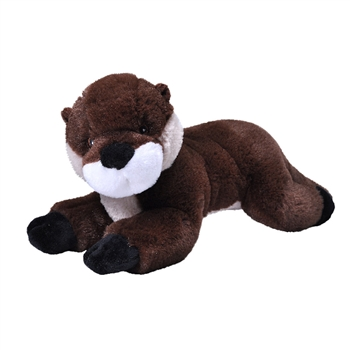 Stuffed River Otter EcoKins by Wild Republic
