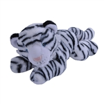 Stuffed White Tiger EcoKins by Wild Republic