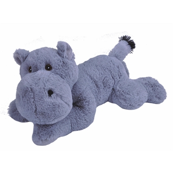 Stuffed Hippopotamus EcoKins by Wild Republic