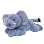 Stuffed Elephant EcoKins by Wild Republic