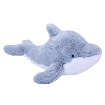 Stuffed Dolphin EcoKins by Wild Republic