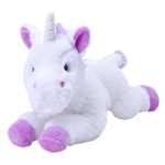 Stuffed Unicorn Seal EcoKins by Wild Republic