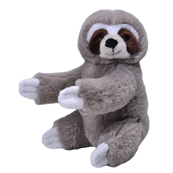 Stuffed Baby Sloth Mini EcoKins by Wild Republic