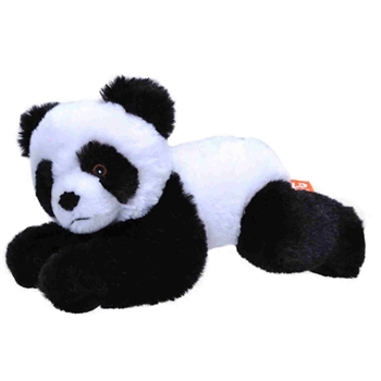 Stuffed Panda Bear Cub Mini EcoKins by Wild Republic