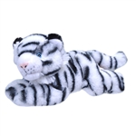 Stuffed White Tiger Cub Mini EcoKins by Wild Republic