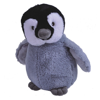 Stuffed Penguin Chick Mini EcoKins by Wild Republic