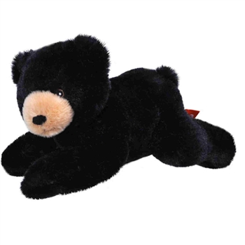 Stuffed Black Bear Cub Mini EcoKins by Wild Republic