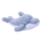 Stuffed Baby Dolphin Mini EcoKins by Wild Republic